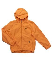 Lyle And Scott Junior Boys Orange Shell Jacket