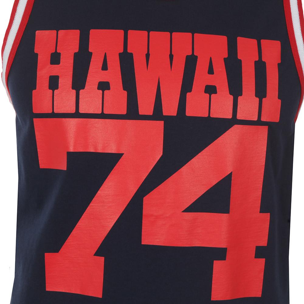 Large Hawaii Logo Vest main image