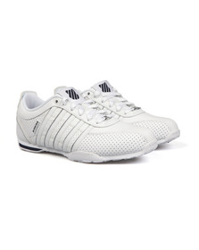 K Swiss Mens White Arvee 1.5 Perf Trainer