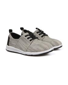 Toms Boys Grey Del Rey Sneaker