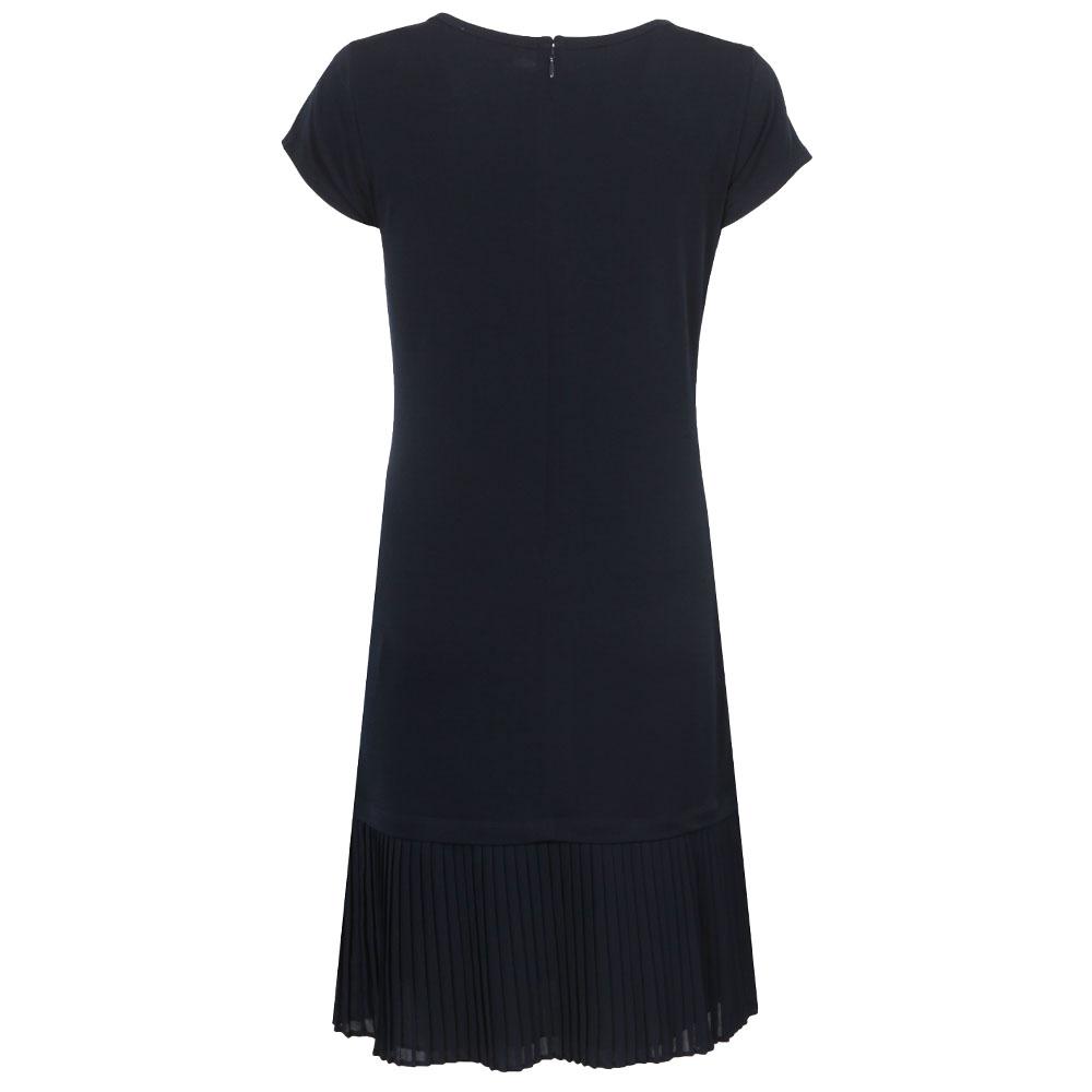 Pleat Hem Dress main image
