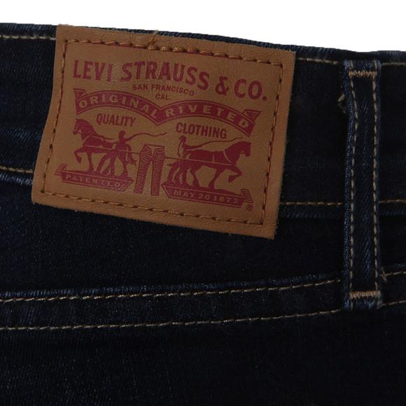 Levi's Womens Blue 712 Slim Jean main image