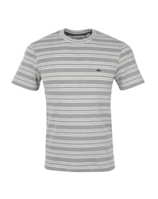 Lacoste Mens Grey TH5034 T-Shirt