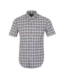Lacoste Mens Multicoloured Short Sleeve Shirt CH6294