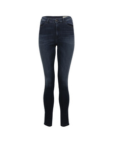 Diesel Womens Blue Skinzee High