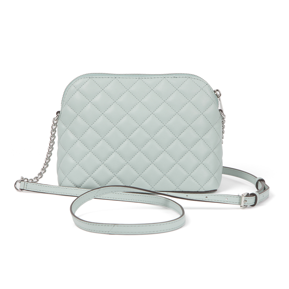 Cindy Quilted Dome Crossbody Bag main image