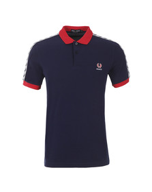 Fred Perry Sportswear Mens Blue France Country Shirt