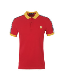 Fred Perry Sportswear Mens Red Spain Country Shirt