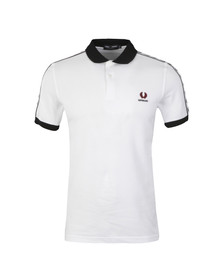 Fred Perry Sportswear Mens White Germany Country Shirt