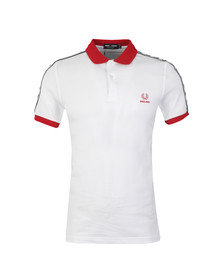 Fred Perry Sportswear Mens White England Country Shirt