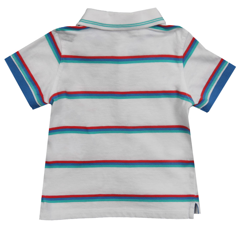 CDF05 Stripe Polo Shirt main image