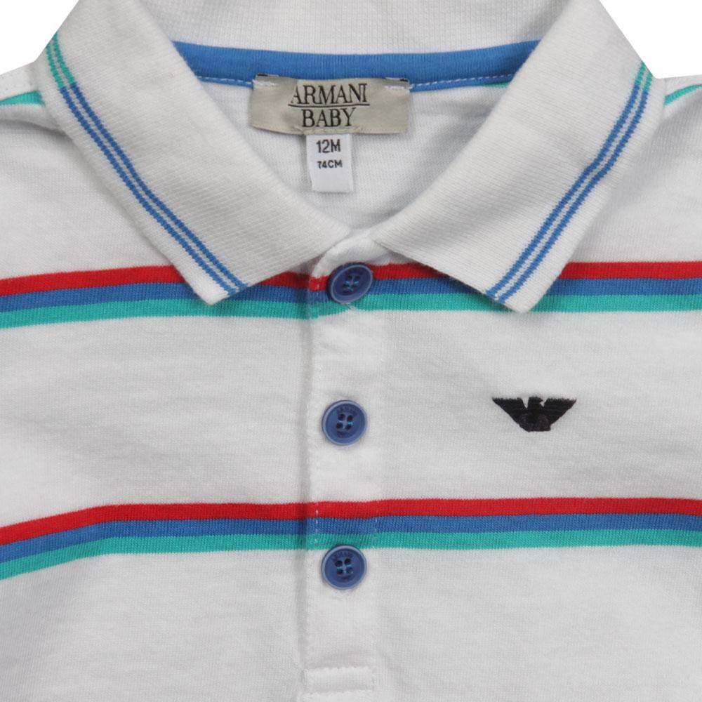 CDF05 Stripe Polo Shirt main image