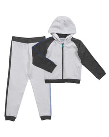 Armani Junior  Boys White CXT02 Tracksuit