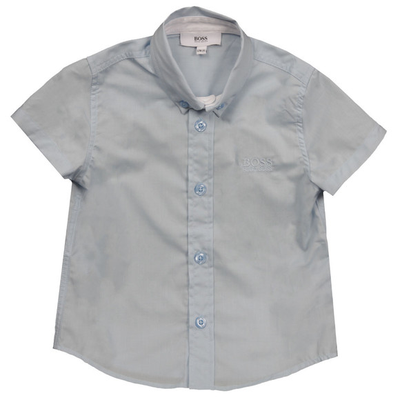Boss Boys Blue Baby J05463 Shirt main image