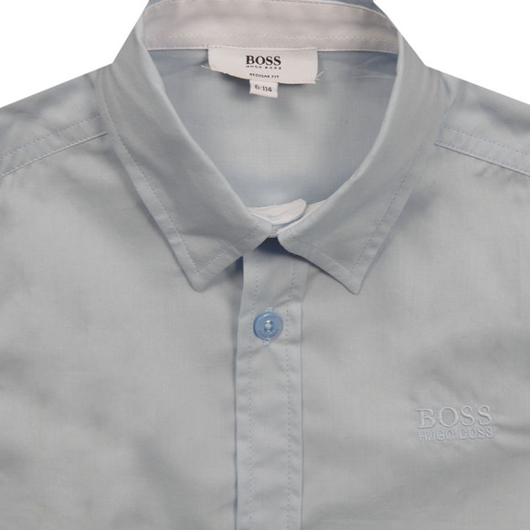 Boss Boys Blue Boys J25944 Shirt main image