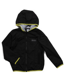 Boss Boys Black Boys J26272 Hooded Jacket