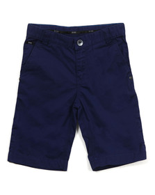 Boss Boys Blue Boys J24386 Chino Short