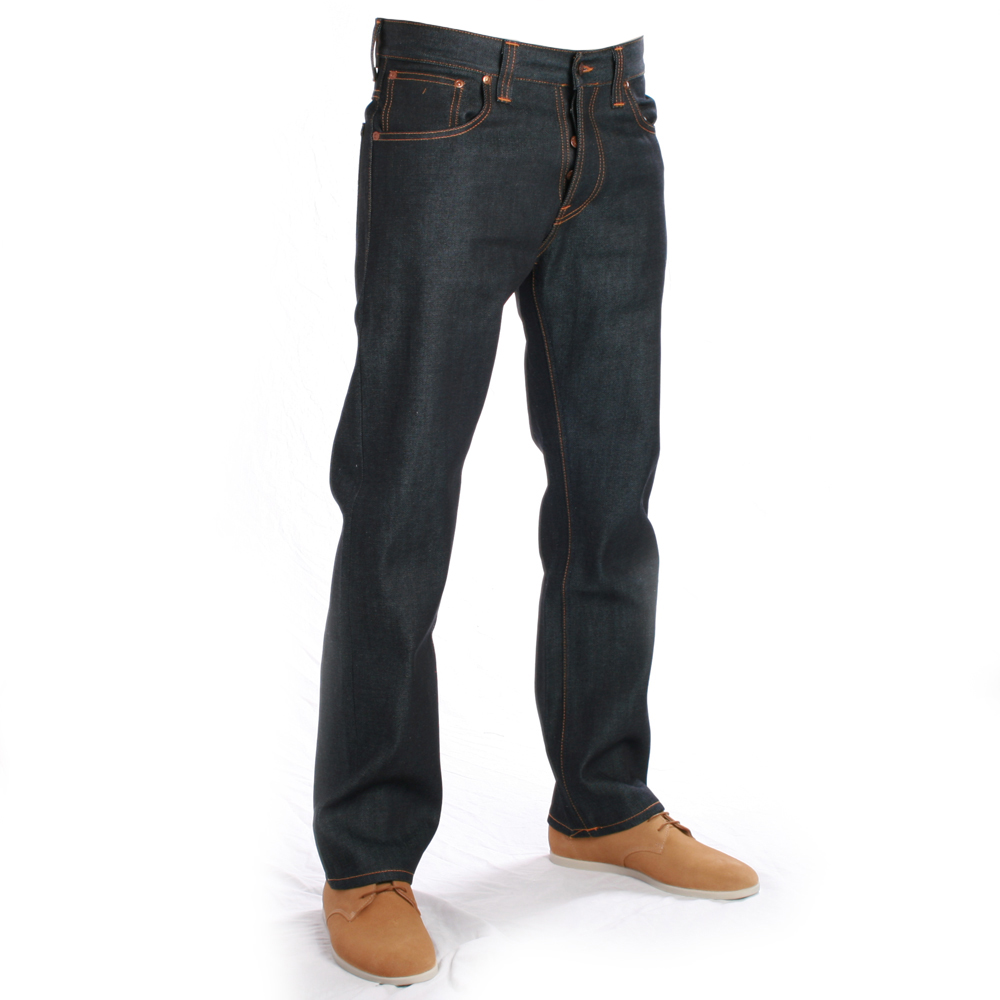 cf78fd97bdfc Nudie Jeans Nudie Average Joe Dry Dirt Organic