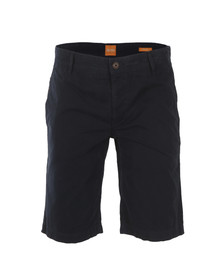 Boss Orange Mens Blue Schino Short