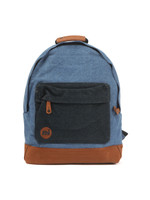 Denim Pocket Backpack