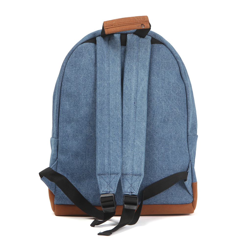 Denim Pocket Backpack main image