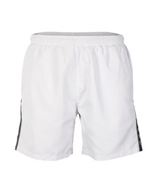 Hugo Mens White Seabream Swim Short