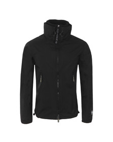 Superdry Mens Black Cliff Hiker Jacket