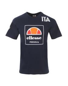 Ellesse Mens Blue Manarola 2 T-Shirt