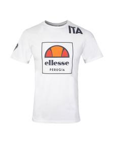 Ellesse Mens White Manarola 2 T-Shirt