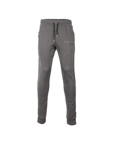 Nicce Mens Grey Tech Melange Sweatpant