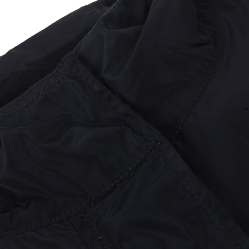 Cropped Nylon Jacket main image