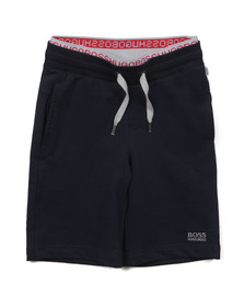 Boss Boys Blue Boys J24384 Jogger Short