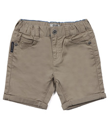 Armani Baby Boys Beige CDS01 Chino Short