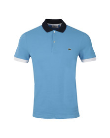 Lacoste Mens Blue PH5136 Polo Shirt