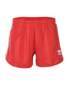 Adidas Originals Mens Red Football short