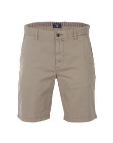 Gant Mens Beige Regular Comfort Shorts