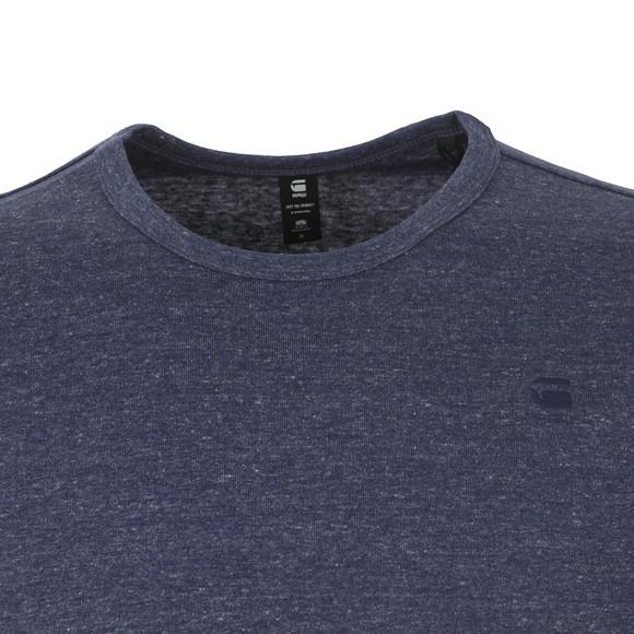 G-Star Mens Blue Kinam Short Sleeve T Shirt main image