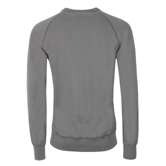 G-Star Mens Grey Twanim Crew Sweatshirt main image