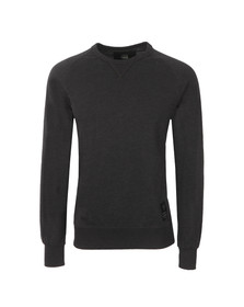G-Star Mens Black Twanim Crew Sweatshirt