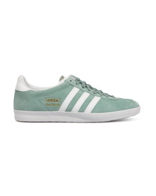Adidas Originals Mens Green Gazelle OG Trainer
