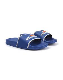 Ellesse Mens Blue Fillipo Slides