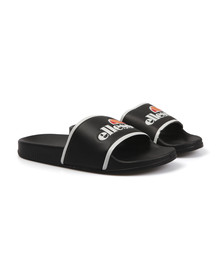 Ellesse Mens Black Fillipo Slides