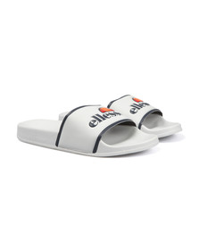 Ellesse Mens White Fillipo Slides