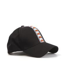 Ellesse Mens Black Potrero Baseball Cap