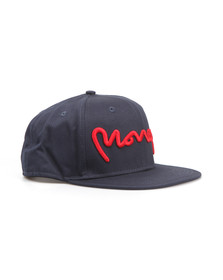 Money Mens Blue Classic Sig Snapback