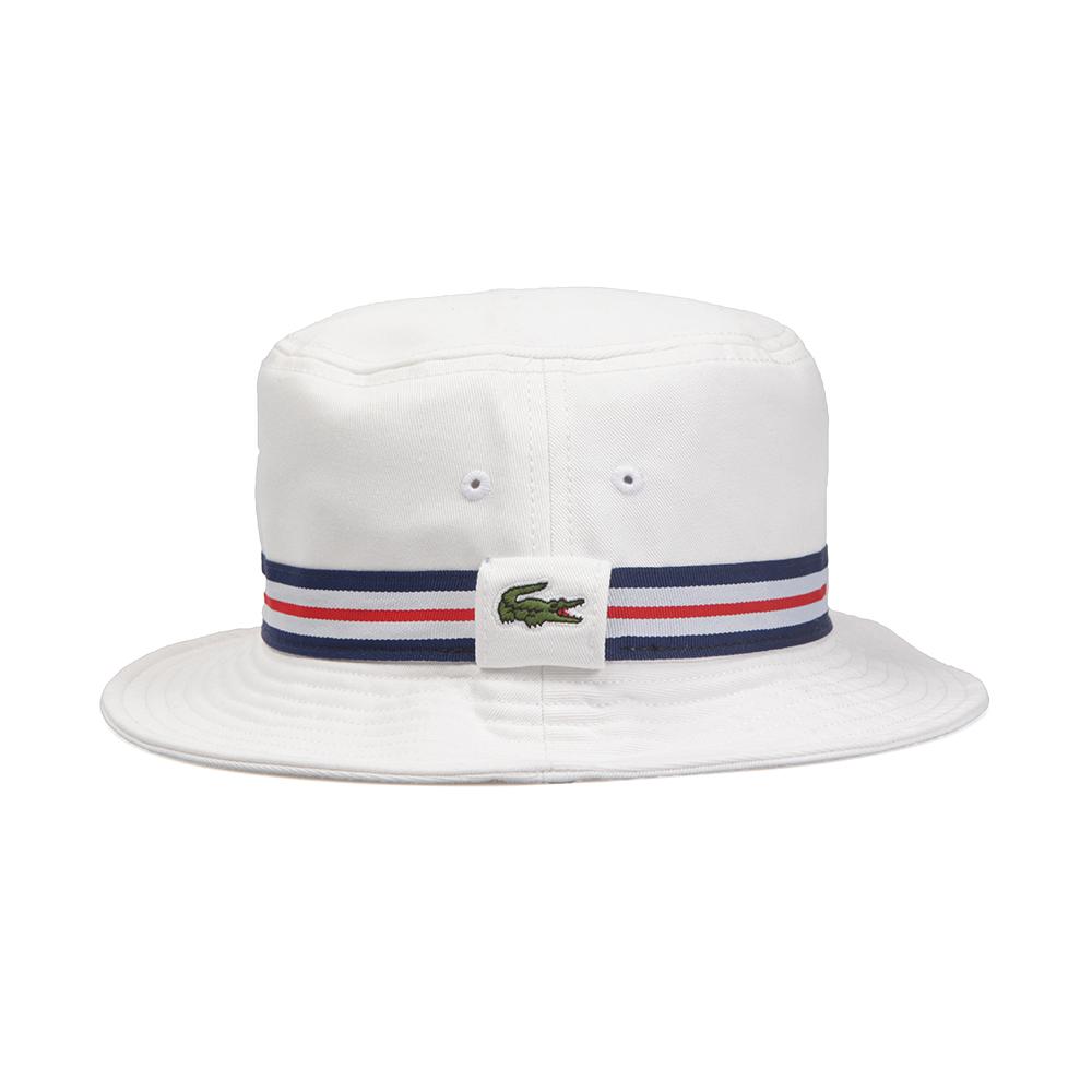 784feb044d3 Lacoste Bucket Hat RK8487