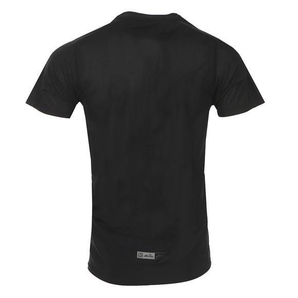 Ellesse Mens Black Ciro Poly T Shirt main image
