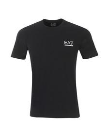 EA7 Emporio Armani Mens Blue Train Evolution T Shirt