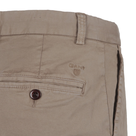 Gant Mens Beige Slim Fit Chino main image