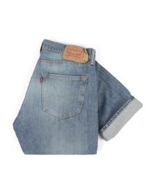 Levi's Mens Blue 501 Classic Jean